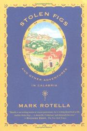 Cover of: Stolen Figs | Mark Rotella