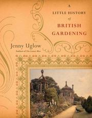 Cover of: A Little History of British Gardening