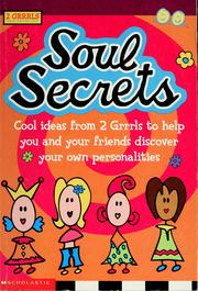 Cover of: Soul secrets | Kate Brookes