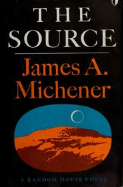 Cover of: The source | James A. Michener