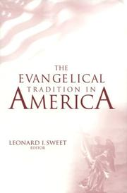 Cover of: The Evangelical Tradition in America