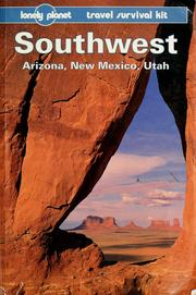 Cover of: Southwest by Rob Rachowiecki
