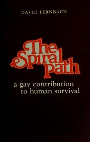 Cover of: Spiral Path | David Fernbach