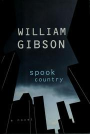 Cover of: Spook country | William F. Gibson
