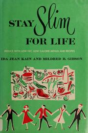 Cover of: Stay slim for life | Ida Jean Kain