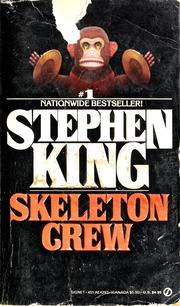 Cover of: Stephen King's Skeleton crew | Stephen King