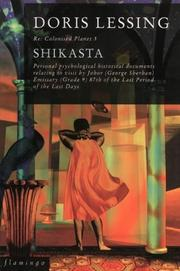 Cover of: Shikasta (Canopus in Argos: Archives)