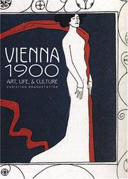 Cover of: Vienna 1900 | Christian Brandstätter