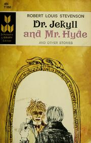 Cover of: The  strange case of Dr. Jekyll and Mr. Hyde | Robert Louis Stevenson