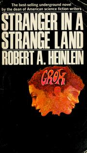 Cover of: Stranger in a Strange Land by Robert A. Heinlein
