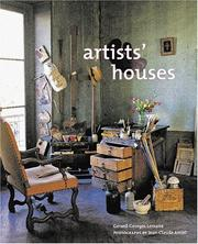 Cover of: Artists' houses