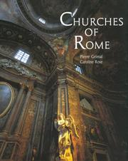 Cover of: Churches of Rome