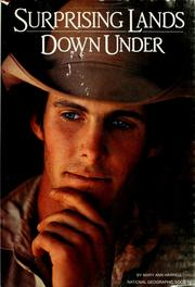 Cover of: Surprising lands down under by Mary Ann Harrell