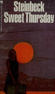 Cover of: Sweet Thursday