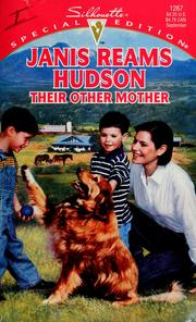 Cover of: Their other mother | Janis Reams Hudson