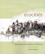 Ecocities by Richard Register