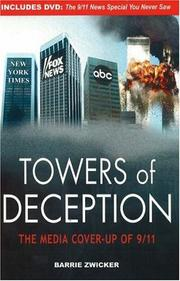 Cover of: Towers of Deception | Barrie Zwicker