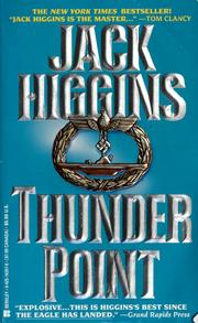 Cover of: Thunder point