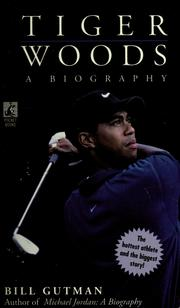 Cover of: Tiger Woods | Bill Gutman