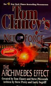 Cover of: Tom Clancy's Net force. | Steve Perry