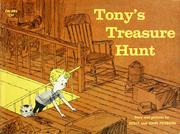 Cover of: [Tony's treasure hunt] | Holly Peterson