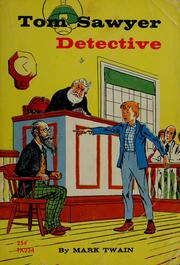 Cover of: Tom Sawyer, Detective