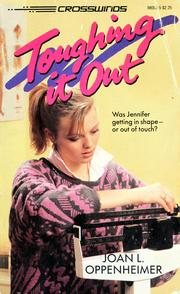 Cover of: Toughing It Out by Joan Oppenheimer