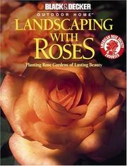 Cover of: Landscaping with Roses | The Editors of Creative Publishing international