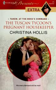 The Tuscan tycoon's pregnant housekeeper