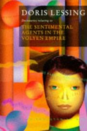 Cover of: The Sentimental Agents in the Volyen Empire (Canopus in Argos: Archives)
