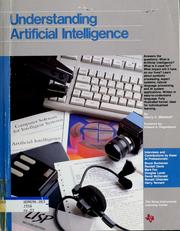 Cover of: Understanding artificial intelligence | Henry C. Mishkoff
