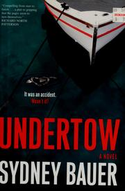Cover of: Undertow | Sydney Bauer