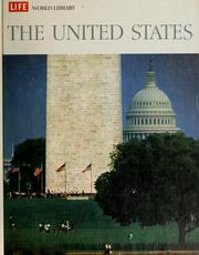 Cover of: The United States | by Patrick O'Donovan [and others]