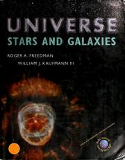 Cover of: Universe by Roger A. Freedman