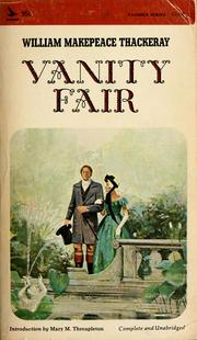 Image result for Vanity Fair by William Makepeace Thackeray