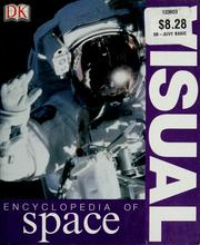Cover of: Visual encyclopedia of space |