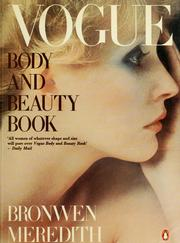 Vogue body and beauty book