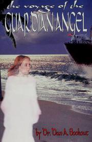 Cover of: The voyage of the Guardian Angel | Danford A. Bookout