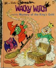 Cover of: Wacky Witch and the mystery of the king's gold | Jean Little