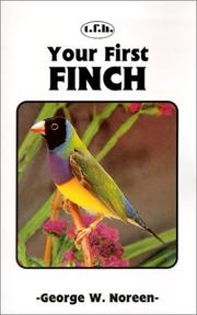 Cover of: Your first finch