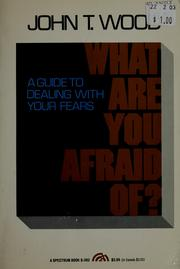 The wisdom of insecurity september 12 1968 edition open library what are you afraid of fandeluxe Images