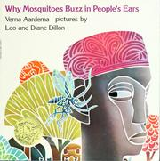 Cover of: Why mosquitoes buzz in people's ears | Verna Aardema