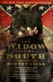 Cover of: The widow of the south | Hicks, Robert