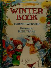 Winter Book by Harriet Webster