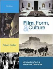 Cover of: Film, Form, and Culture