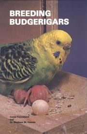 Cover of: Breeding Budgerigars