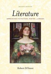 Cover of: Literature