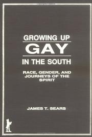Growing up gay in the South by James T. Sears