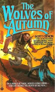 Cover of: Wolves of Autumn