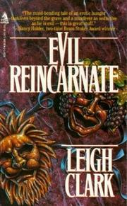 Cover of: Evil reincarnate